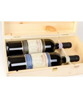 Double Package: Montefalco Rosso + Sagrantino