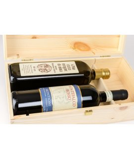 Double Package: Montefalco Rosso + EVO Oil
