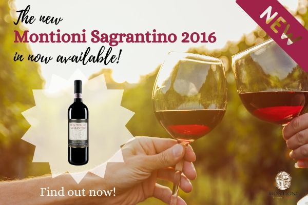 New Montioni Sagrantino 2016 is now available!