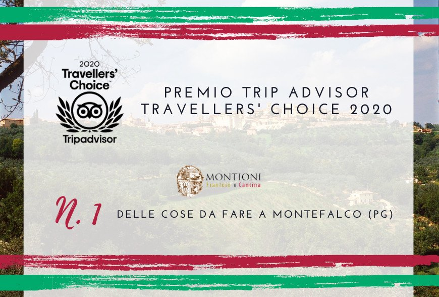 Montioni Winery & Oil Mill: n.1 of the activities to do in Montefalco (PG)