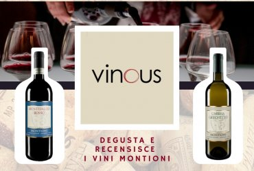 Vinous reviews Montioni wines