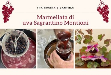 Jam of Montioni Sagrantino grape