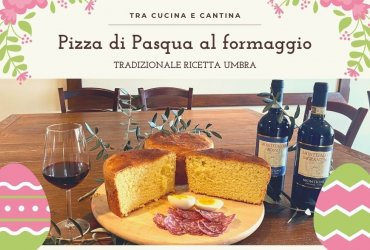 Traditional Umbrian Recipe: Easter Cheese Bread!